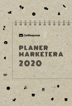Planer Marketera 2020