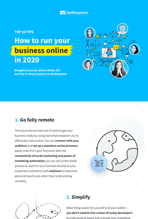 How to Run Your Business Online in 2020: Top 10 tips