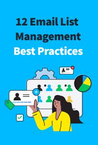 Email List Management Best Practices