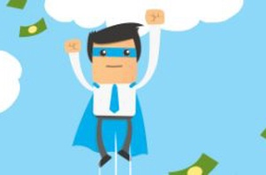 How to Become an Affiliate Marketing Superhero #Infographic