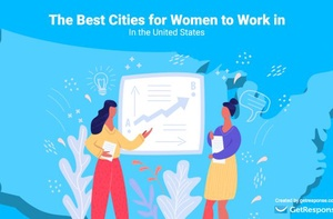 Best US Cities for Professional Women