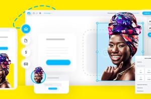 Представляем новый интуитивный конструктор сайтов с ИИ – на платформе GetResponse