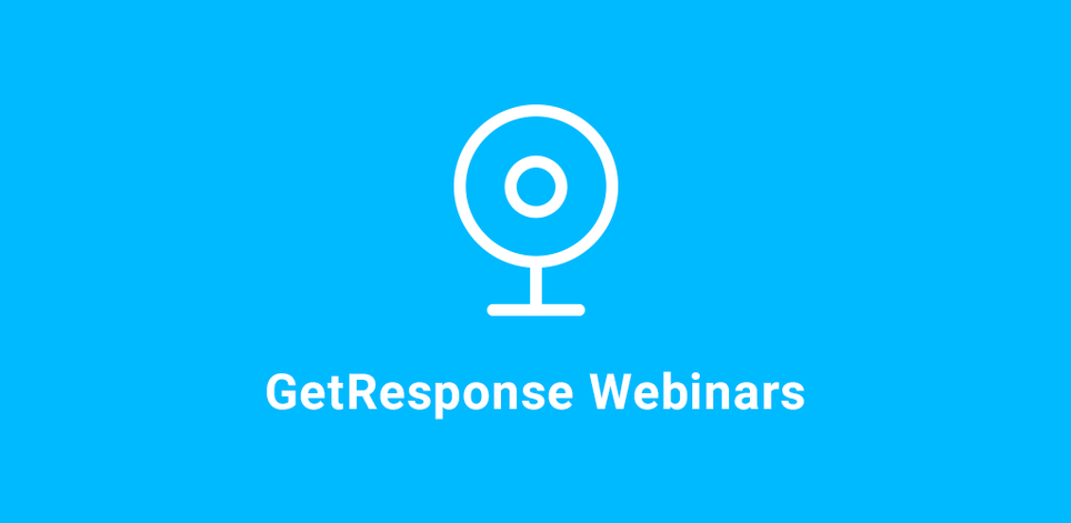 Your GetResponse Webinars – Now Mobile!