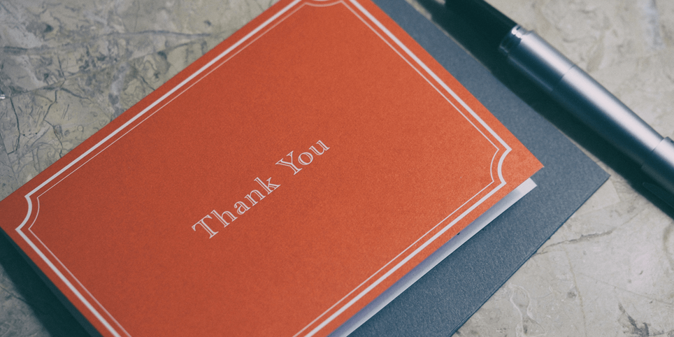 20 Ways to Create the Perfect Thank You Page (with Examples)