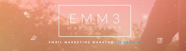 III Edycja Email Marketing Maratonu – ruszyły zapisy!