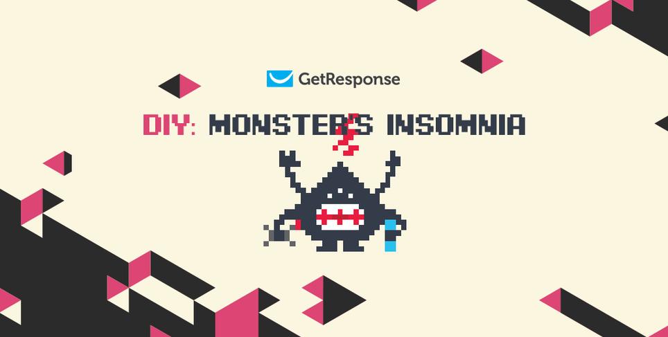 DIY: Monster's Insomnia