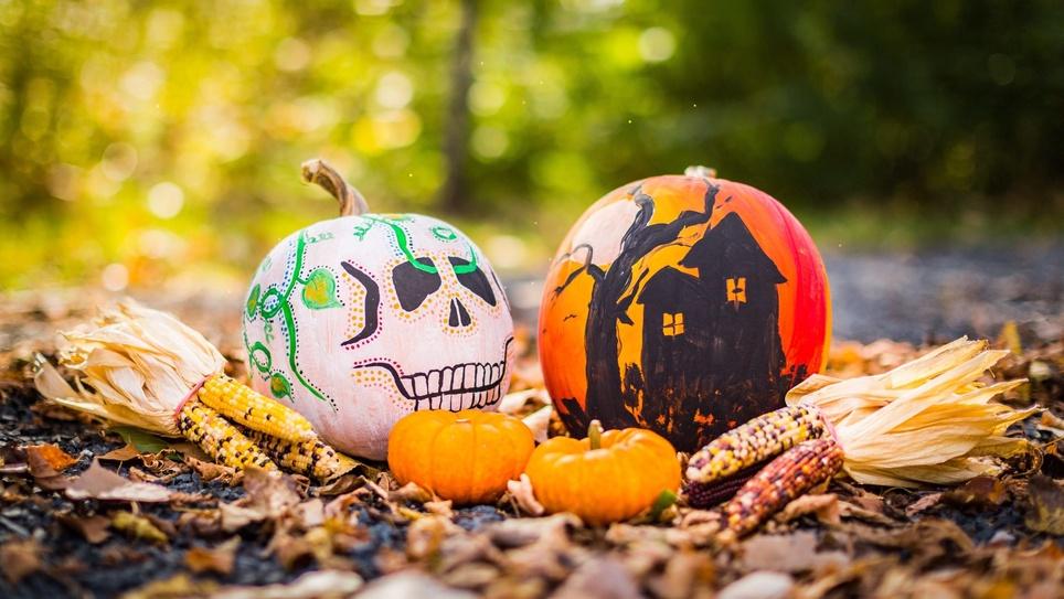 Plantillas perversamente efectivas para Halloween